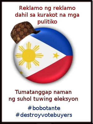 STOP FILIPINO CORRUPTION